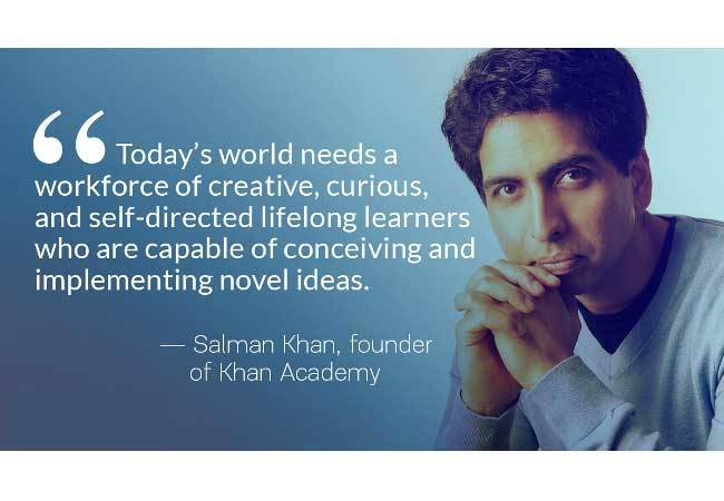 How Khan Academy is changing the Dynamics of Education
