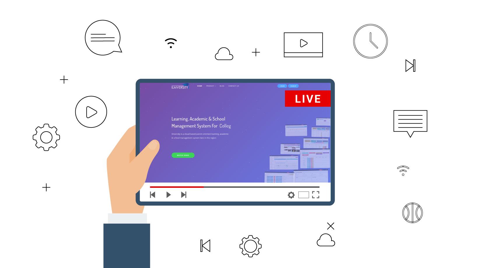 Live-Stream-Events
